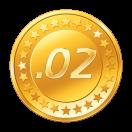 .02 bitcoin cashout