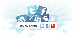 Social Share For Bitcoin