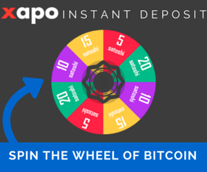 Wheel of Bitcoin