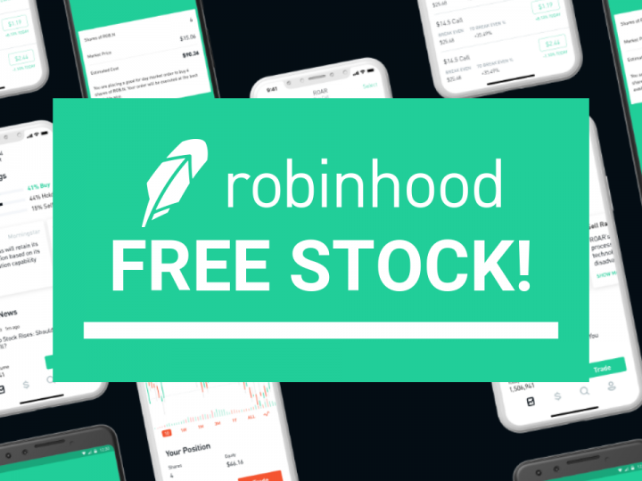How To Claim Robinhood Free Stock Promo Without A Referral Code