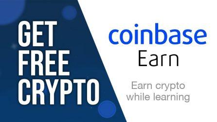Coinbase Earn free Stellar Lumens