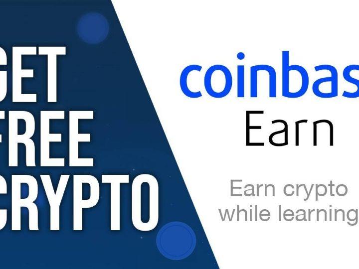Coinbase Earn Invite: $70 Free Stellar Lumens + Free EOS + Free BAT